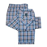 Majestic International Mens Big & Tall Easy Care Pajama Set