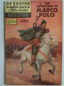 classics illustrated the adventures of marco polo 27. Black Bedroom Furniture Sets. Home Design Ideas