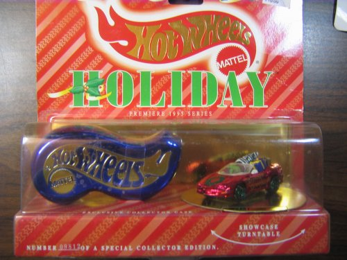 Hot Wheels Holiday: Premiere 1995 Series