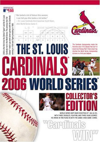 The St. Louis Cardinals 2006 World Series Collector's Edition at Amazon.com