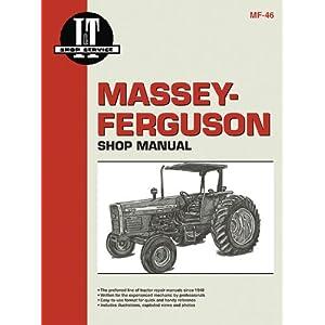 Massey Ferguson Shop Manu Livre en Ligne - Telecharger Ebook