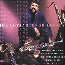 Tenor Legacy / Joe Lovano