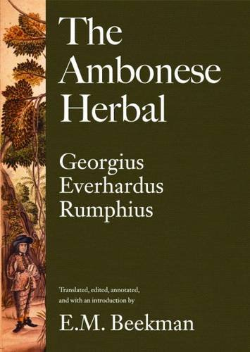 The Ambonese Herbal, Volume 6: Species List and Indexes for Volumes 1-5