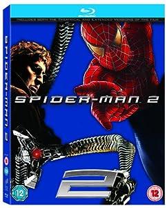 Spider-Man 2 [Blu-ray] [2004]