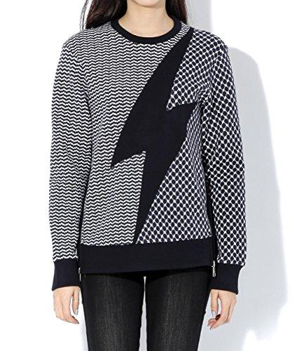 wiberlux-neil-barrett-womens-thunderbolt-mixed-pattern-sweatshirt-s-navy