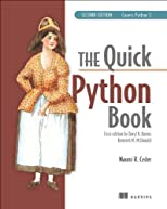 The Quick Python Book