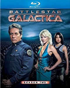 Battlestar Galactica: Season 2 [Blu-ray]