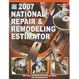 2007 National Repair & Remodeling Estimator (National Repair and Remodeling Estimator) ~ Albert S. Paxton