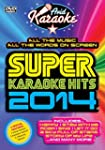 Super Karaoke Hits 2014 (Dvd) [Import...