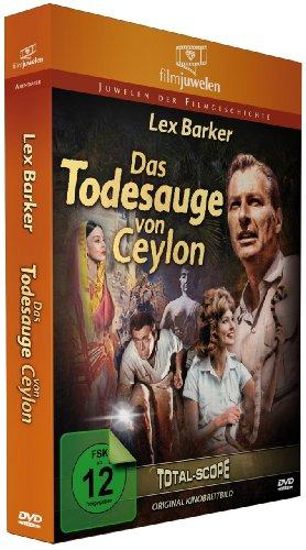 Das Todesauge von Ceylon - Geheimnis des goldenen Buddha/Filmjuwelen