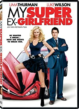 "Cover of ""My Super Ex-Girlfriend"""