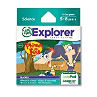 LeapFrog Explorer Learning Game Disney Phineas And Ferb