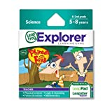 LeapFrog Explorer Game: Disney Phineas and Ferb (for LeapPad and Leapster)