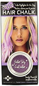 Splat Hair Chalk Violet Sky