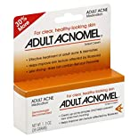 Adult Acnomel Acne Medication, Adult, Tinted Cream, 1.3 oz (36 g)