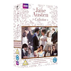 Jane Austen Collection (Repackaged) [Import anglais]