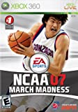 NCAA March Madness 07 - Xbox 360