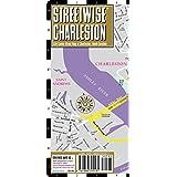 Streetwise Charleston Map - Laminated City Center Street Map of Charleston, South Carolina - Folding pocket size travel map