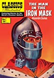 img - for The Man in the Iron Mask (with panel zoom) - Classics Illustrated book / textbook / text book