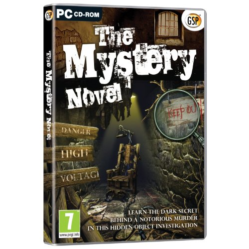 The Mystery Novel (PC DVD) (UK IMPORT) (078742093901)