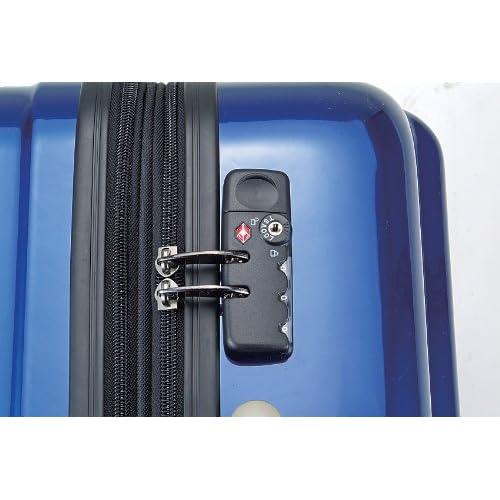 [キャプテンスタッグ] CAPTAIN STAG トラベルスーツケース(TSAロック付きダブルファスナータイプ) (ミントグリーン) ミントグリーン M MT-3584
