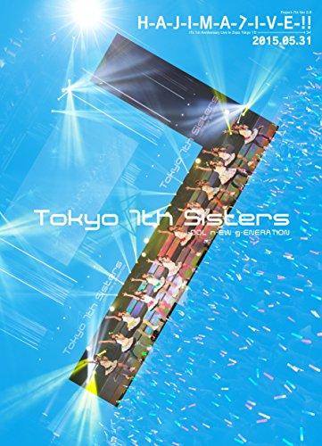【Amazon.co.jp限定】 H-A-J-I-M-A-L-I-V-E-!! (Blu-ray) (オリジナルLiveロゴステッカー付) / Tokyo 7th シスターズ