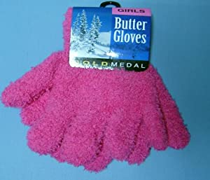 Amazon.com : Girls - Pink Soft Fuzzy Warm Cute Petite