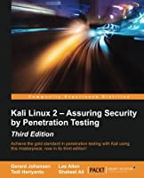 Kali Linux 2 Assuring Security by Penetration Testing, 3rd Edition Front Cover