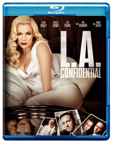 Cover art for  L.A. Confidential [Blu-ray]