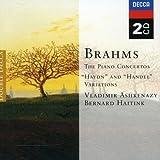 Brahms: Piano Concertos, Haydn & Handel Variations