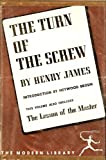 The Turn of the Screw & the Lesson of the Master