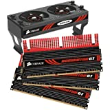 Corsair Dominator GT 12GB (3x4GB)  DDR3 2000 MHz (PC3 16000) Desktop Memory (CMT12GX3M3A2000C9)