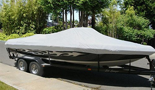 NEW BOAT COVER FITS SEA RAY 185 BOWRIDER I/O 2001-2003