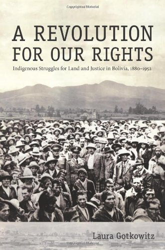 A Revolution for Our Rights: Indigenous Struggles for...