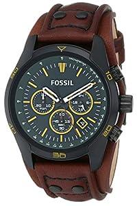 Fossil Men's CH2923 Analog Display Analog Quartz Brown Watch