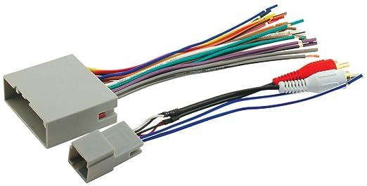 Ford Radio Wiring Harness Adapter Scosche Radio Wiring Harness