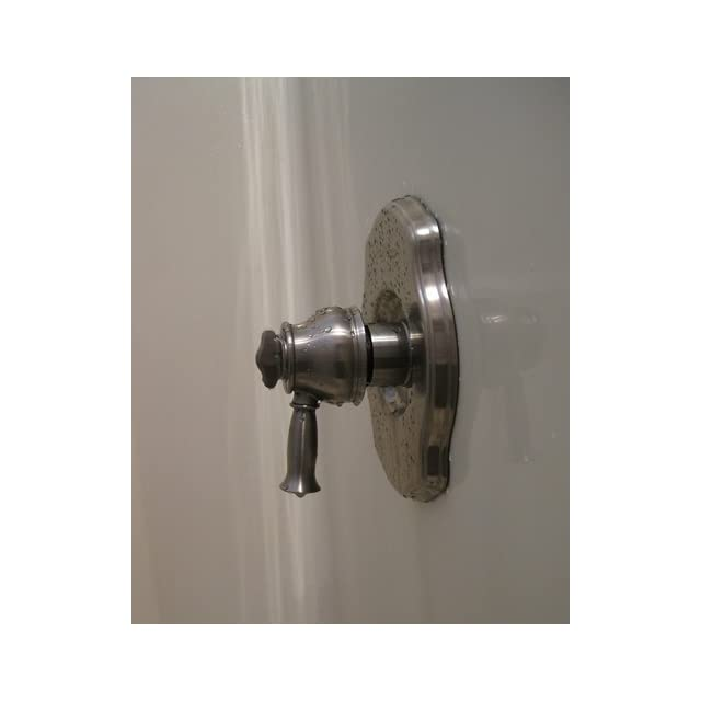 Pfister 808 VTKK Virtue 1 Handle Tub and Shower Faucet, Brushed Nickel