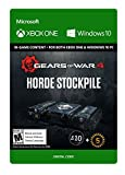 Gears of War 4: Horde Booster Stockpile - Xbox One / Windows 10 Digital Code