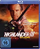 Highlander 3: The Sorcerer [Blu-ray] (German Import - Region Free)