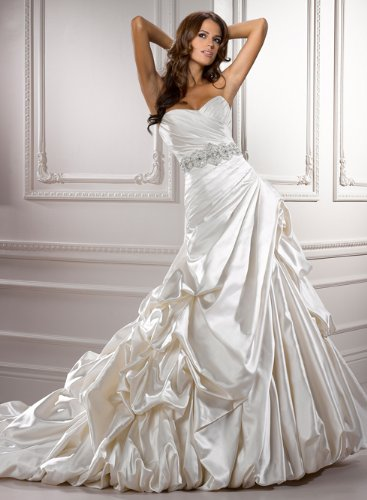 Maggie Sottero Monterey Wedding Gown