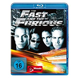 The Fast and the Furious [Blu-ray]