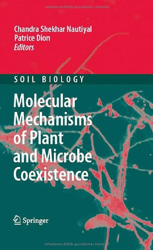 Molecular Mechanisms of Plant and Microbe Coexistence...