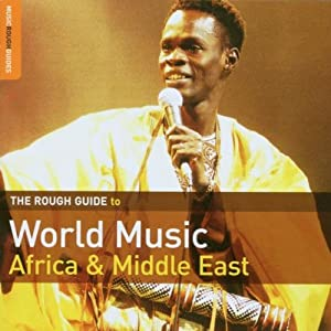 World Music CD