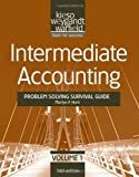 img - for Intermediate Accounting, , Problem Solving Survival Guide (Volume 1) book / textbook / text book