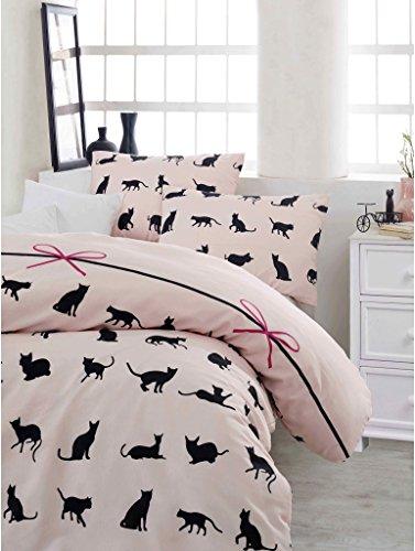 Cats Comforter Set