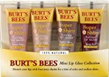 Burt's Bees Mini Lip Gloss Collection