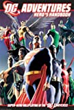img - for DC Adventures Heroes Handbook book / textbook / text book