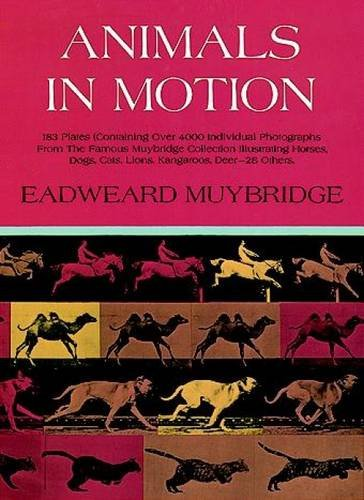 Animals in Motion (Dover Anatomy for Artists) (Human Figure In Motion compare prices)