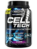 Cell-tech performance series - 3 lbs - Grape - Muscletech
