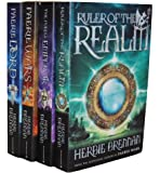 Herbie Brennan Collection 4 Books Set RRP £27.96 (The Faerie Wars Chronicles) (The Faerie Wars Chronicles Collection) (Ruler of the Realm,The Purple Emperor, Faerie Wars, Faerie Lord)